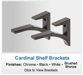 select your shelf bracket below
