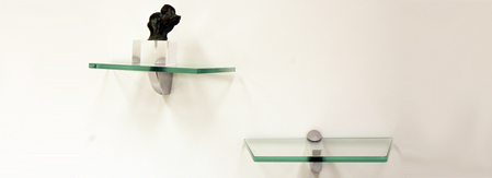 Collector Glass Shelf