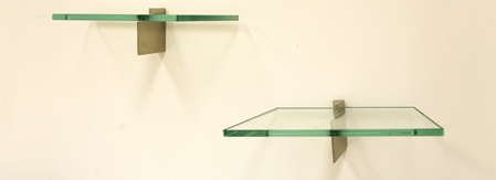 Memento Glass Shelf